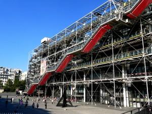 centre pompidou, France