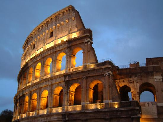 colosseum, Rome, Itlay