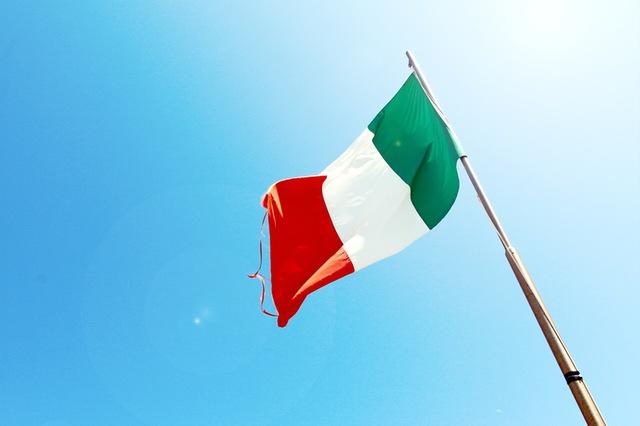 Moving company to Italy