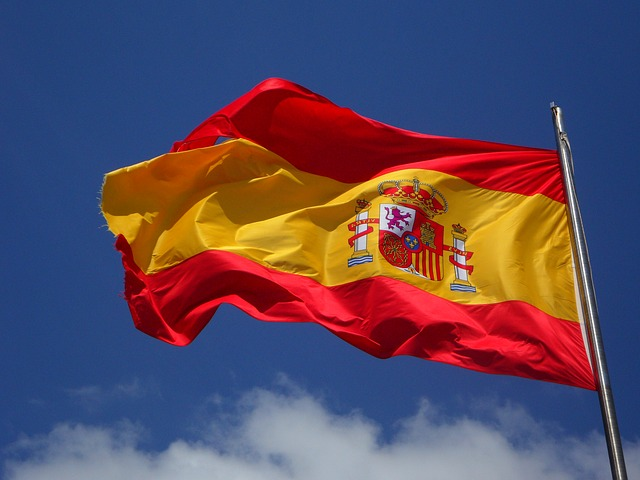 International Moving company to Spain
