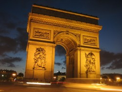 International Moving Company Philadelphia | Arc de Triomphe France
