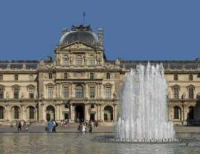 International Moving Company Princeton | Louvre France