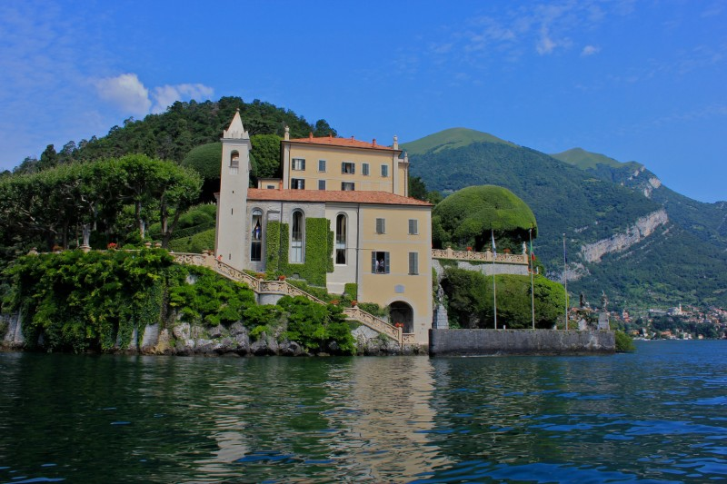 International Moving Company New York | Villa Del Balbianello Italy