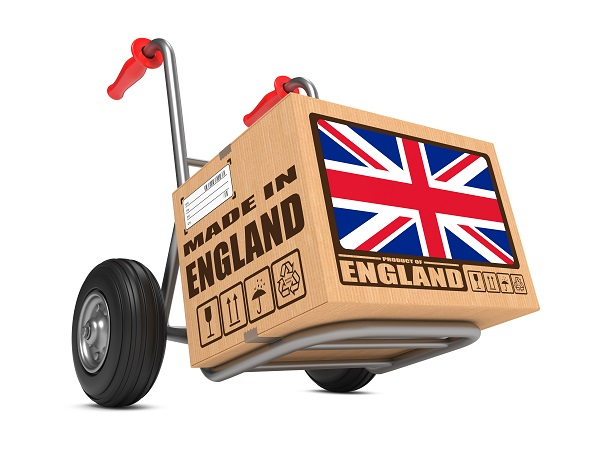 International moving company to United Kingdom