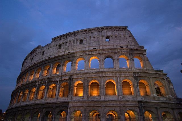 colosseum- Rome. Italy