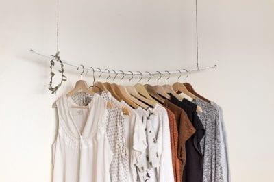 organized closet relocation