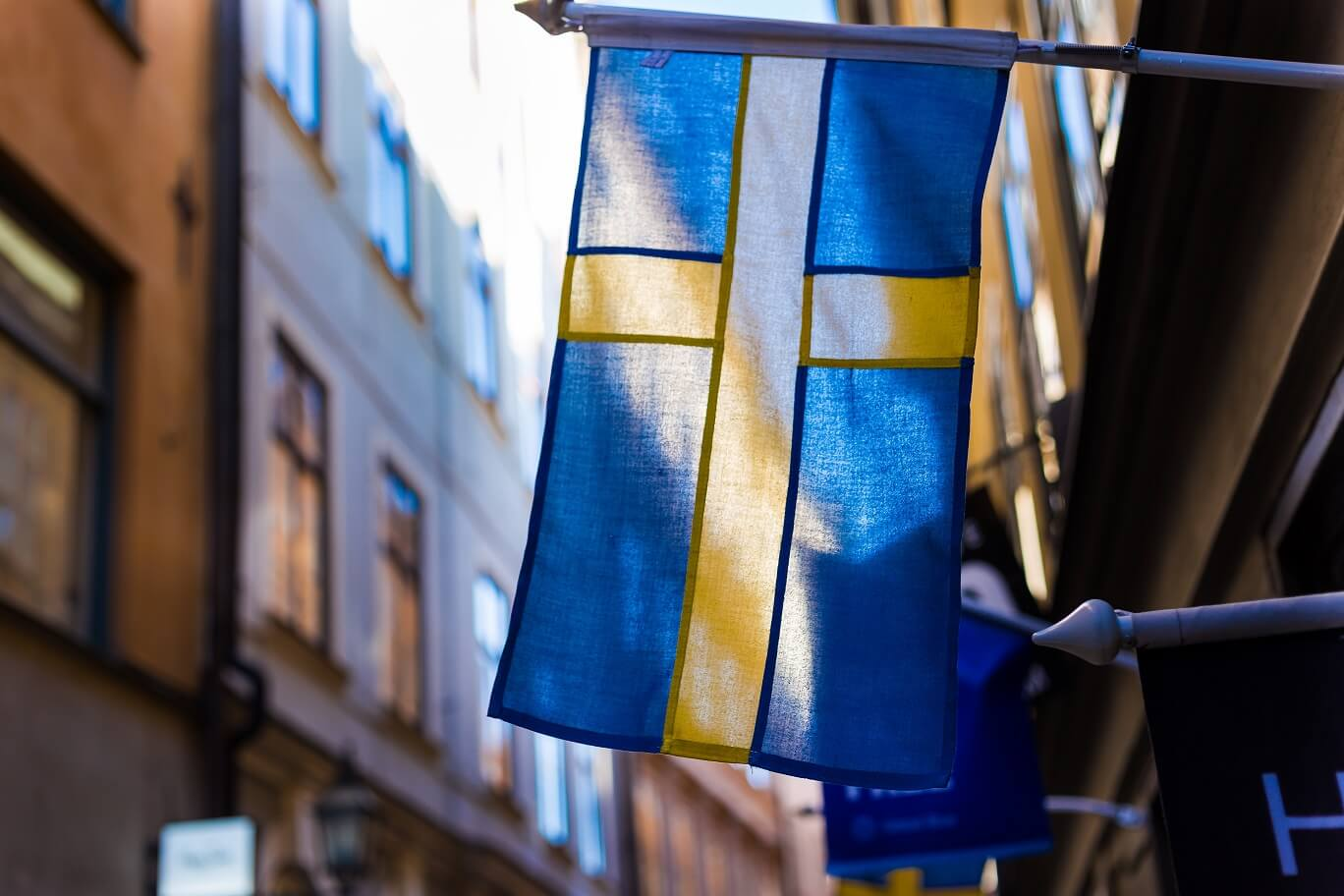 International Moving Company to Sweden