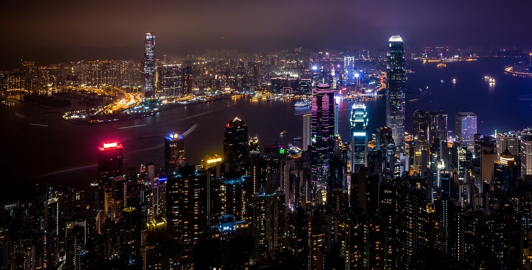 International Moving Company to Hong Kong