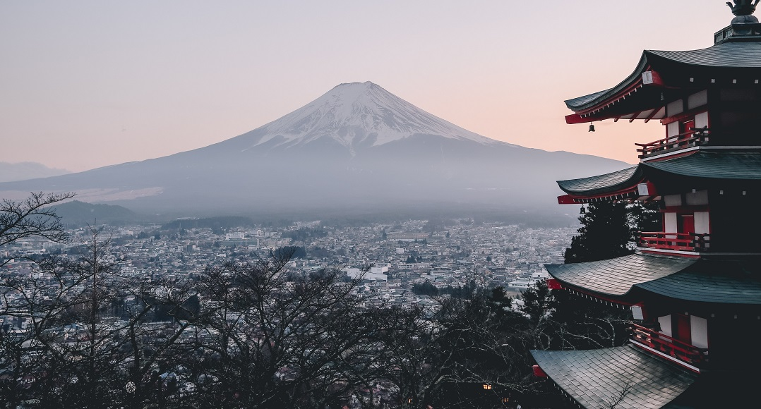 International Moving Company to Japan