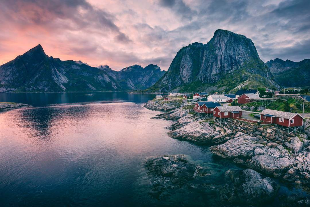 International Moving Company to Norway