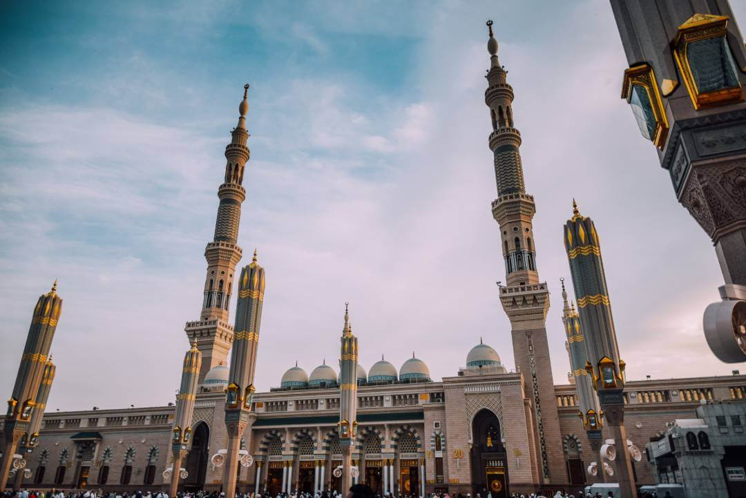 International Moving Company to Saudi Arabia