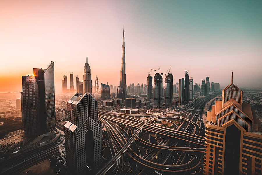 Moving to Dubai from USA