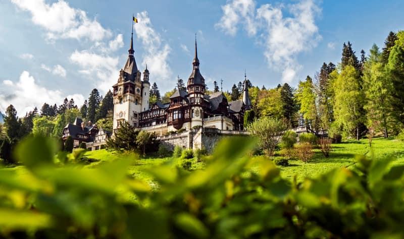 International Moving Company to Romania