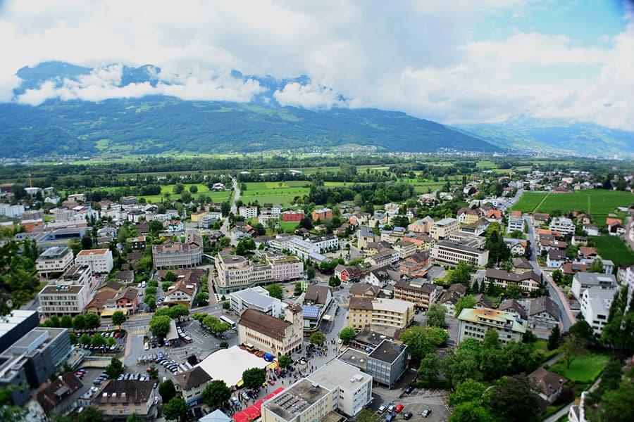 International Movers to Liechtenstein