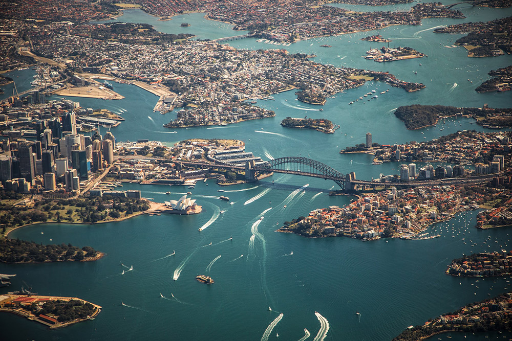 Moving to Sydney— You've made the right decision